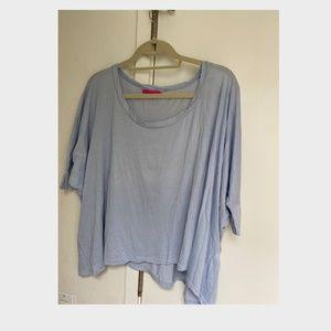 39 SIXTYONE @ Velvet Blue Tee Shirt